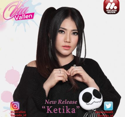 "Via Vallen Single Terbaru ""Ketika"""